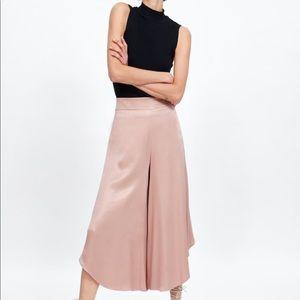 NWT Zara blush pants